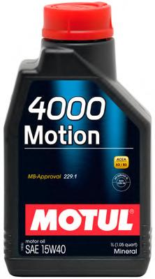 Motoreļļa MOTUL 102815