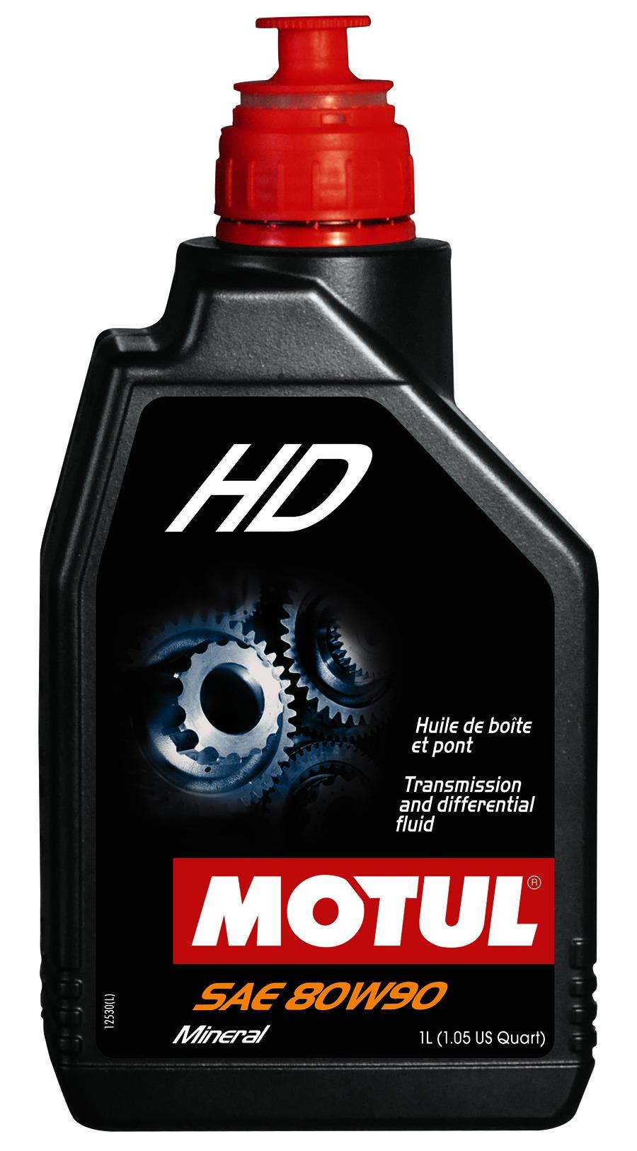 Transmisijas eļļa MOTUL HD 80W90 GL5/4