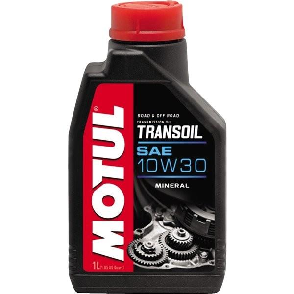 Transmisijas eļļa MOTUL TRANSOIL 10W30 1L